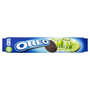 Oreo Mint Flavour Biscuits