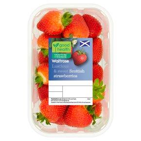 Waitrose Scottish Strawberries