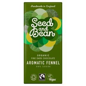 Seed & Bean Organic Aromatic Fennel