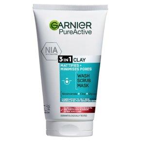 Garnier Pure Active 3 in 1 Clay
