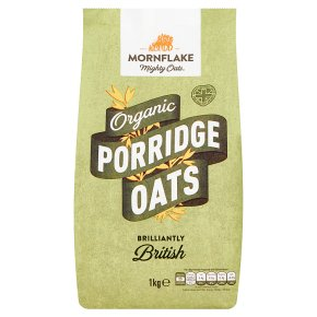 Mornflake organic oats