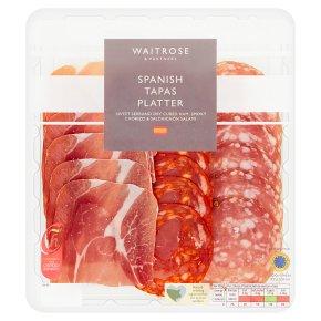 Waitrose Spanish tapas platter