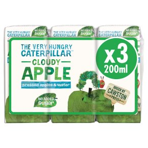 The Very Hungry Caterpillar Cloudy Apple
