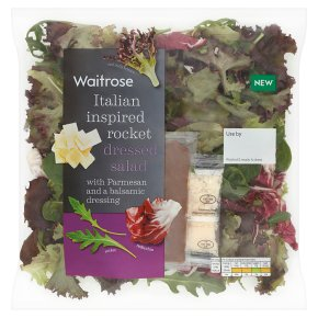 Waitrose Rocket Dressed Salad