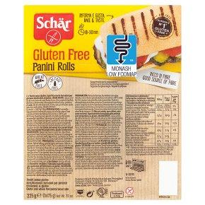 Schär Gluten Free Panini Rolls