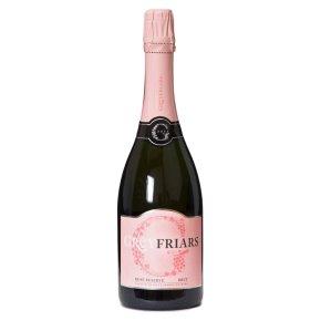 Greyfriars Rose Reserve Brut, English, Champagne