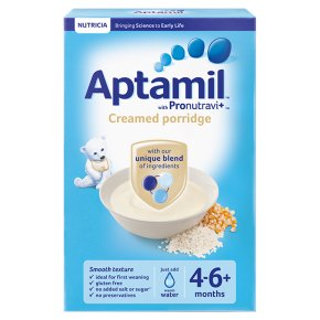 Aptamil Cream Porridge 4-6M