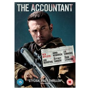 DVD The Accountant