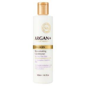 Argan + collagen rejuvenating conditioner