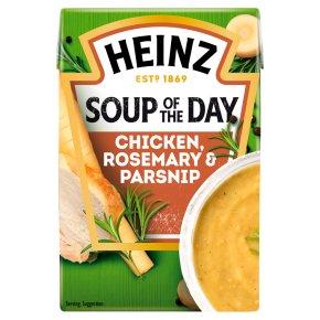 Heinz Chicken, Parsnip & Rosemary Soup
