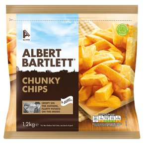 Albert Bartlett Rooster Chunky Chips
