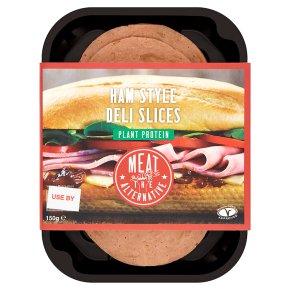 Meat the Alternative Ham Style Deli Slices