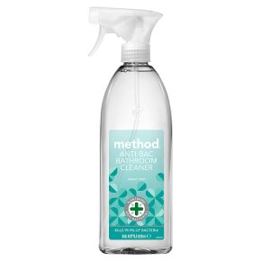 Method Anti-Bac Bathroom Cleaner