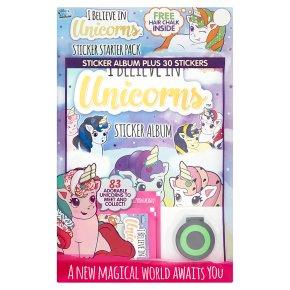 I Believe in Unicorns Sticker Pack
