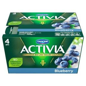 Danone Activia Blueberry