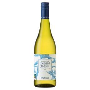 Waitrose Fairtrade Chenin Blanc South African White Wine
