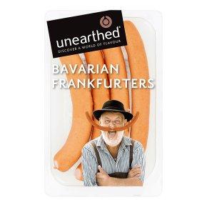 Unearthed Bavarian Frankfurters