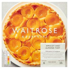 Waitrose Frozen tarte aux abricots