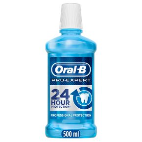 Oral B Pro Expert Multi Protection Mouthwash