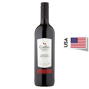Gallo Family Vineyards, Cabernet Sauvignon, American, Red Wine