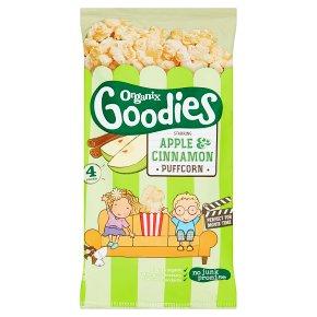 Organix Goodies Cinnamon Puffcorn