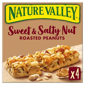 Nature Valley Sweet & Salty Nut Peanut Cereal Bars
