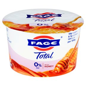 FAGE Total 0% Fat Free Yoghurt with Honey