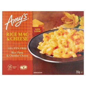 Amy's Kitchen rice mac & cheese
