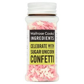 Cooks' Ingredients pastel confetti