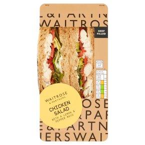 GOOD TO GO Roast Chicken Salad Sandwich