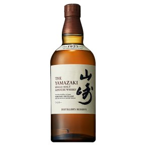 Suntory Whisky Yamazaki Single Malt Whisky
