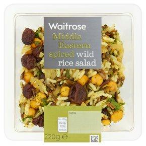 Waitrose Wild Rice Salad