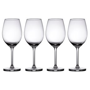 Waitrose Dining Chefs' Entertaining white wine glasses, pack of 4
