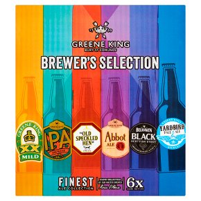 Greene King Brewers Selection Pack Suffolk