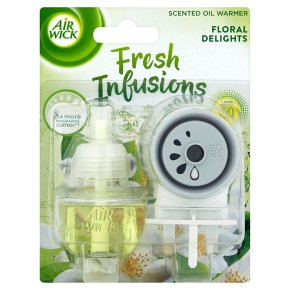 Air Wick Oil Warmer Floral Delights
