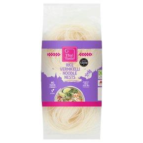 Thai Taste rice noodles nests