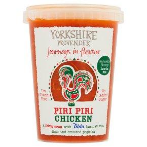 Yorkshire Provender Piri Piri Chicken Soup