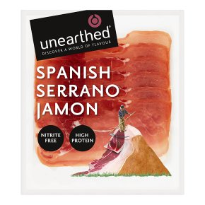 Unearthed Spanish Serrano Ham