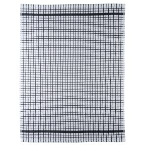 Waitrose Cooking Terry Tea Towel Grey