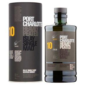Bruichladdich 10YO Port Charlotte Malt Whisky