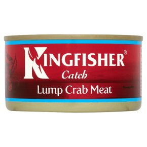 Kingfisher Whole Lump Crab Meat