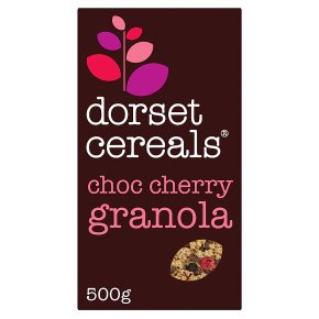 Dorset Cereals Chocolate & Cherry Granola
