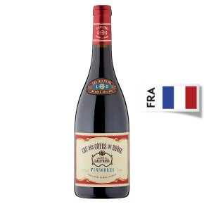 Les Dauphins Vinsobres, French, Red Wine