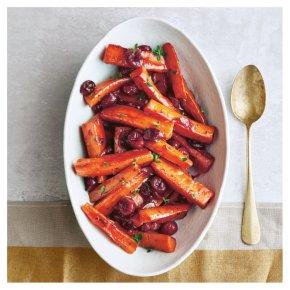 Carrots & Cranberries