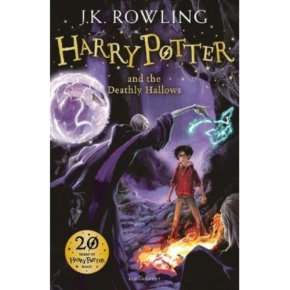 Harry Potter & The Deathly Hallows J K Rowling