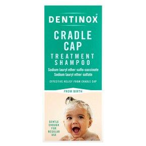 Dentinox Cradle Cap Shampoo