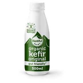Biotiful Dairy Organic Kefir Drink Natural