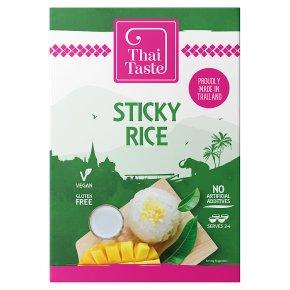 Thai Taste Thai sticky Rice Kao Niao Thai