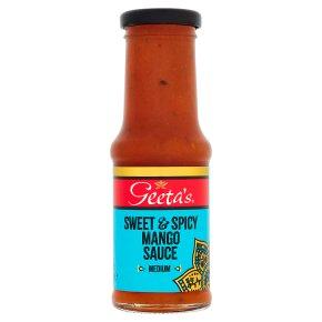 Geeta's Premium Mango Sauce