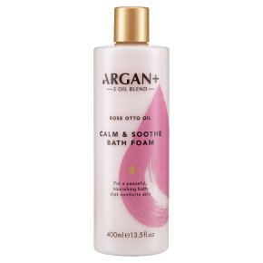 Argan+ Moroccan Rose Calm Bath Soak